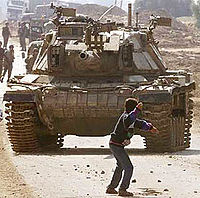 Faris Odeh, 29 Ottobre 2000, Associated Press